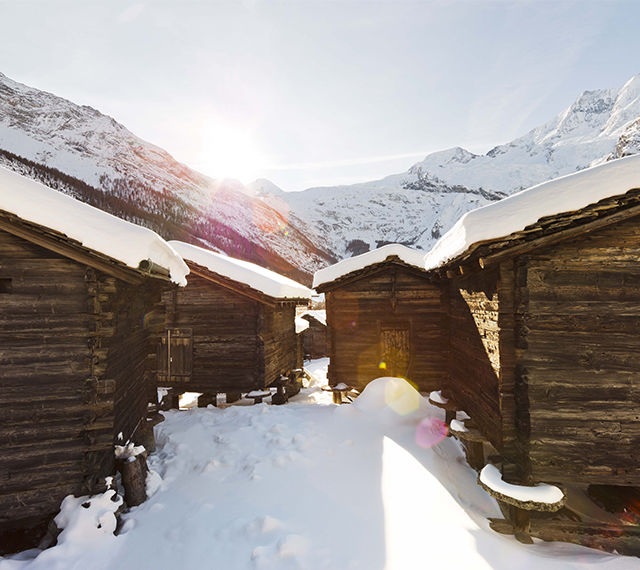 100 Seconds Free Republic of Holidays Saas-Fee