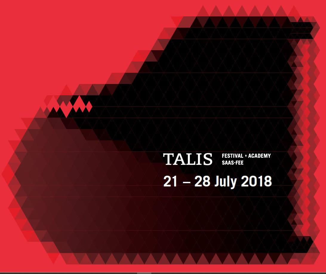 """""""Talis Festival & Academy"""""""