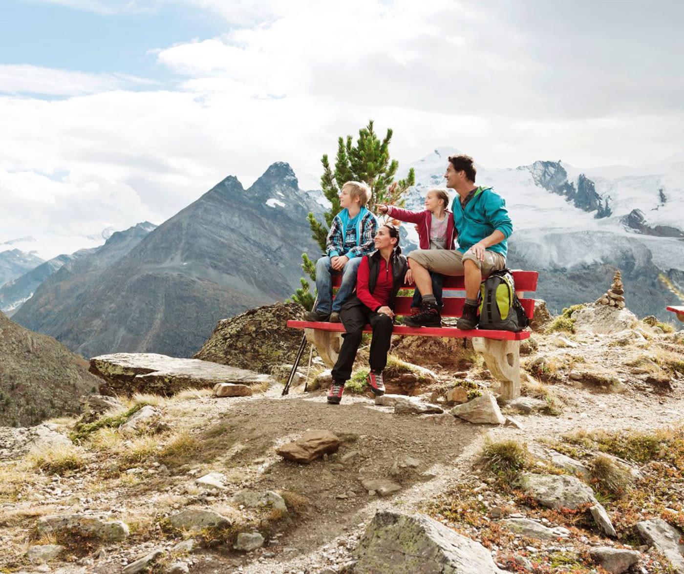 """""""Bergtouren und Wandern"""""""