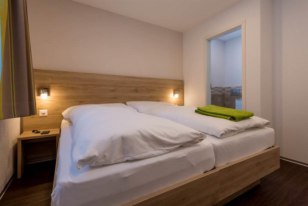 Haus Alpenrose Schlafzimmer Nord