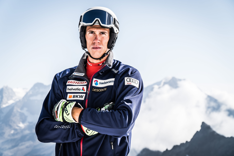Ramon Zenhäusern - Saas-Fee Sommerski