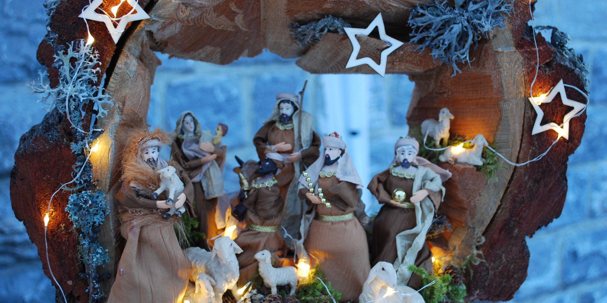 Weihnachtmarkt Saas-Fee