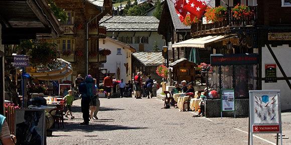 Village Saas-Fee