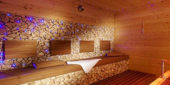 Alpine Wellness in der Freien Ferienrepublik Saas-Fee