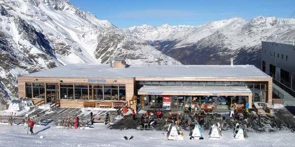 Bergrestaurants in der Freien Ferienrepublik Saas-Fee