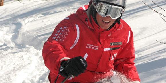 Skischulen in der Freien Ferienrepublik Saas-Fee