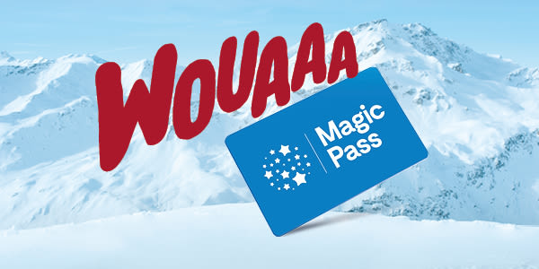 Magic Pass - Acheter maintenant