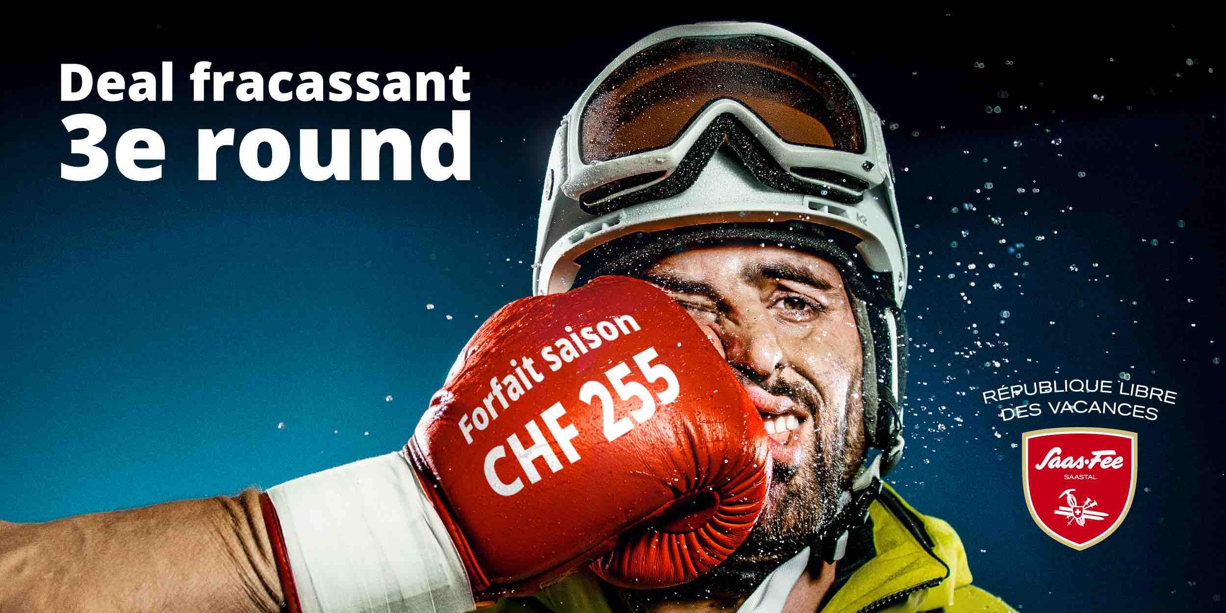 WinterCARD, Deal fracassant, 3e round