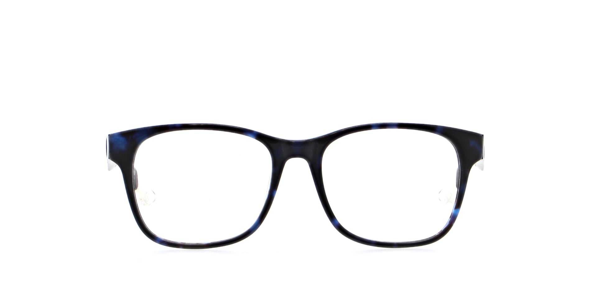 front facing picture of SeatonBlue Tortoiseshell ichoose glasses