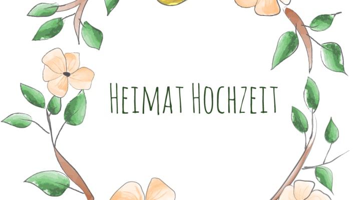 HeimatHochzeit