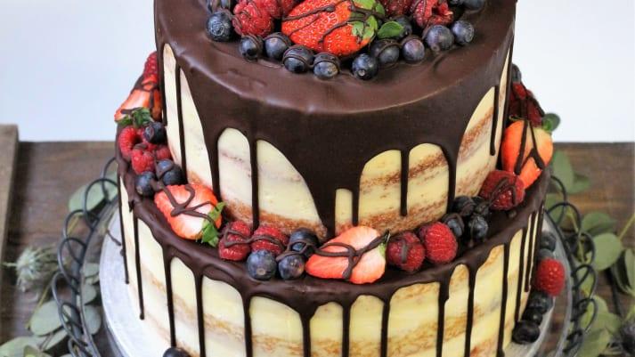 Cake Styling - Die erste Adresse für ihre Hochzeitstorte