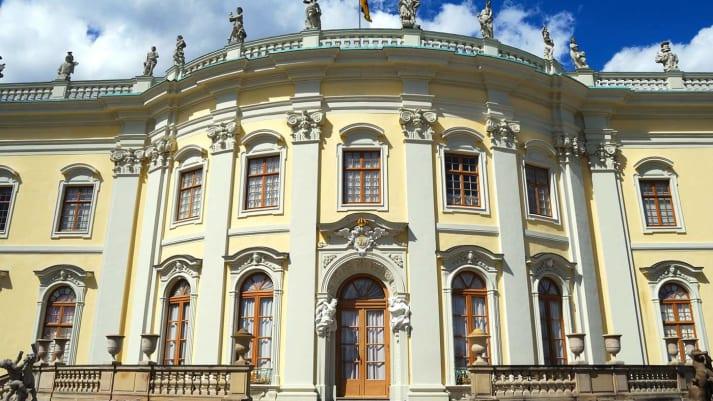 Schloss Ludwigsburg - Königlich feiern!