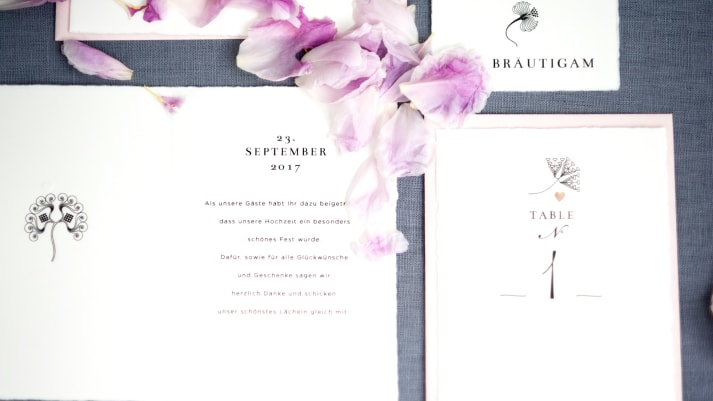 CARTE ROYALE - lovely invitations