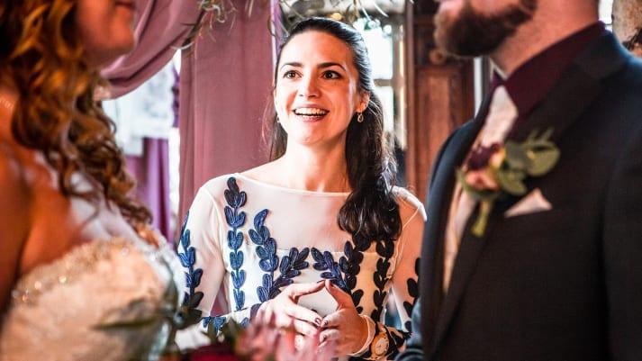 Hochzeitsmoderatorin Katja Sing