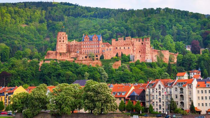 Schloss Heidelberg - Schlossgastronomie