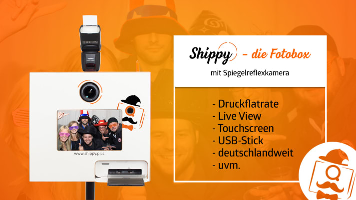 Shippy – die Fotobox