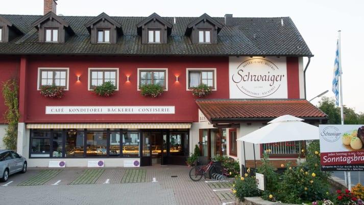Cafe Schwaiger