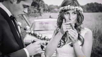 Hochzeit im Blick