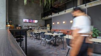 Café Wallé Architekturcafé