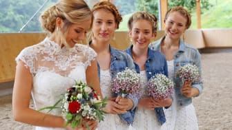 Die Braut - Brautmode