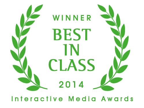 Best in Class 2014 logo