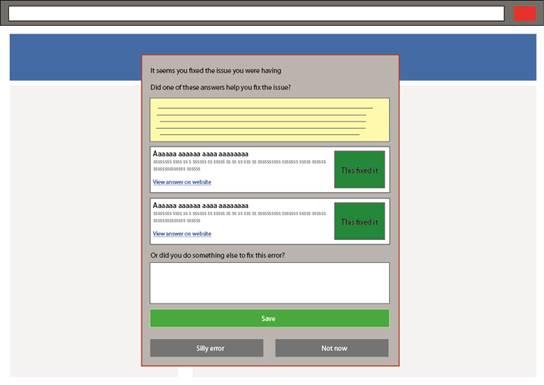A screenshot depicting fixing a server in error