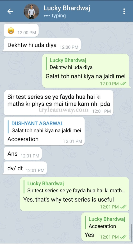 Lucky bharaw