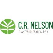 C.R. Nelson Wholesale Plant Supply Logo