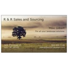 R & R Sales & Sourcing Logo