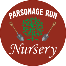 Parsonage Run Nursery Logo