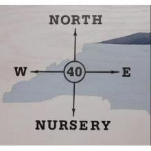 North 40 Nursery Logo