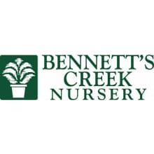 Bennett's Creek Nursery - Williamsburg, VA Logo