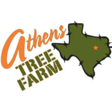 Athen's Tree Farm Logo