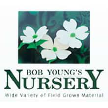 Bob Young's Nursery Logo