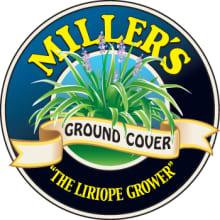 Miller's Ground Cover Logo