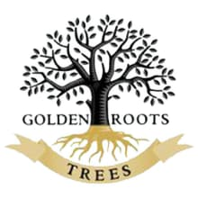 Golden Roots Trees, LLC Logo