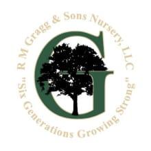 Robert M Gragg & Sons Nursery Logo