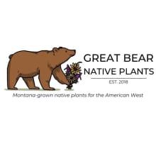 Great Bear Native Plants, LLC Logo