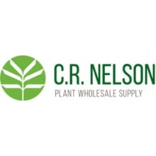 C.R. Nelson Wholesale Plant Supply Logo