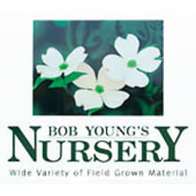 Bob Young's Nursery Logo