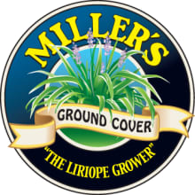 Miller's Ground Cover Logo