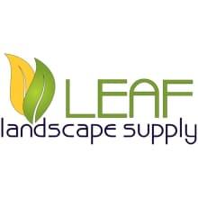 Leaf Landscape Supply Logo