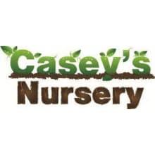 Casey's Nursery Logo