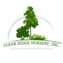 Clear Ridge Nursery Logo