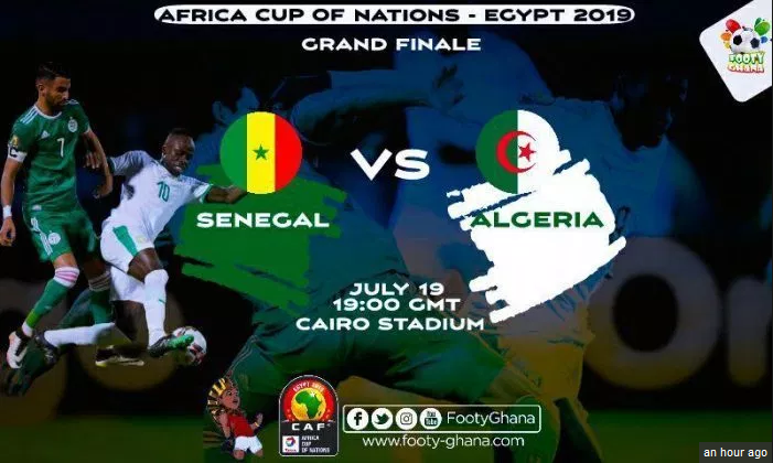 Afcon finals prediction - Senegal vs Algeria