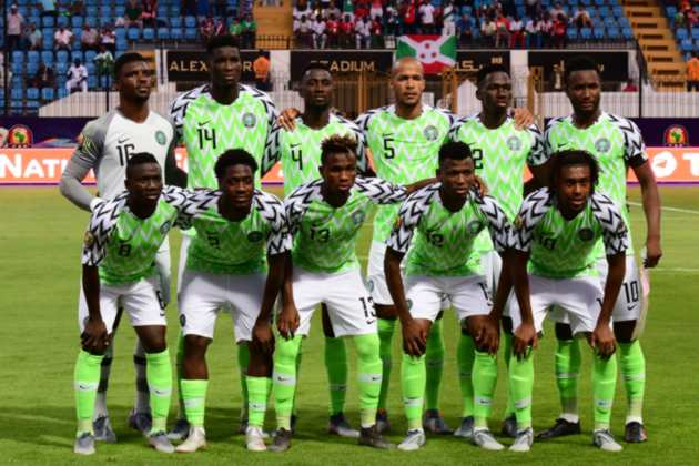 FIFA ranking: Super Eagles end 2019 as world's 31st, Falcons first in Africa