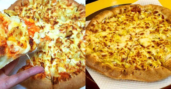 '먹잘알'이면 다 안다는 역대급 조합, 달달한 고구마 무스+짭짤한 치즈 '고구마 피자'