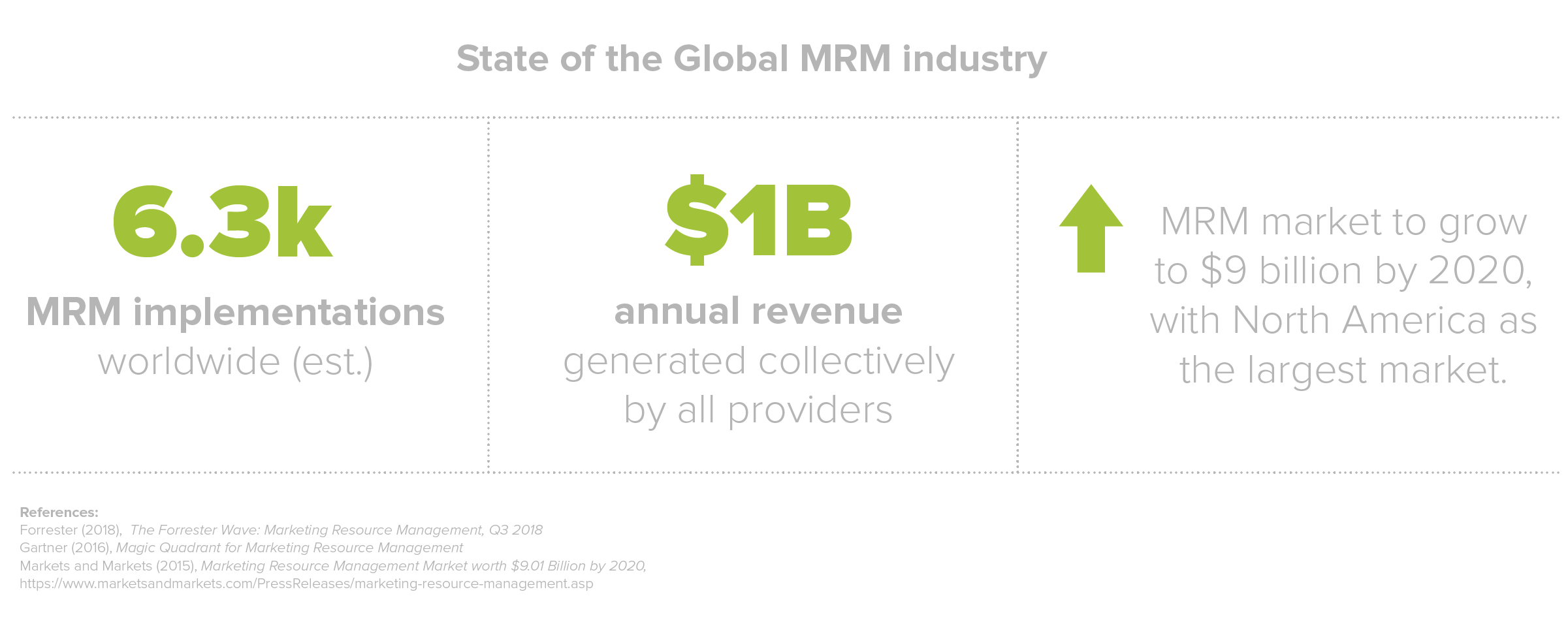 State of the Global MRM Industry
