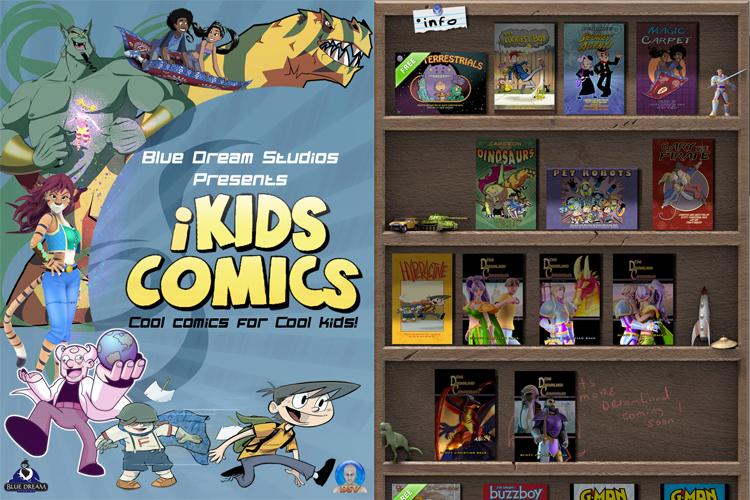 iKids Comics