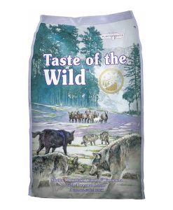 Hrana Uscata Caini Taste Of The Wild Sierra Mountain 13 kg cu miel
